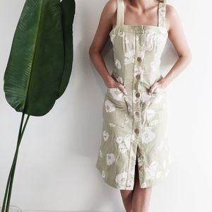 Dresses & Skirts - Pastel Denim Dress
